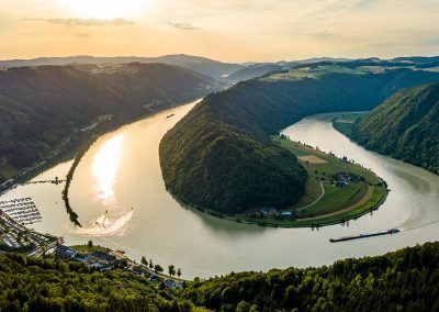 Donaublick Schlögen Quelle Presseservice Donauregion